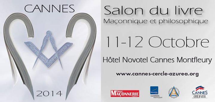 Salon du livre Maçonnique et Philosophique de Cannes